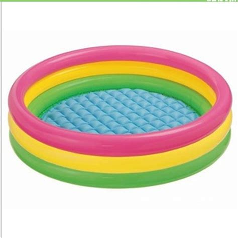 intex pool with seats new children swimming pool with