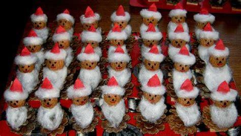 Weihnachtssachen Zum Basteln by Basteln Im Winter Zum Advent Nikolaus Und Weihnachten
