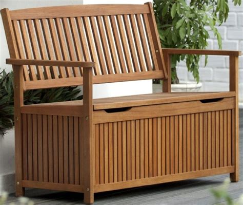 wooden storage bench outdoor multi functional cheap outdoor benches features wooden
