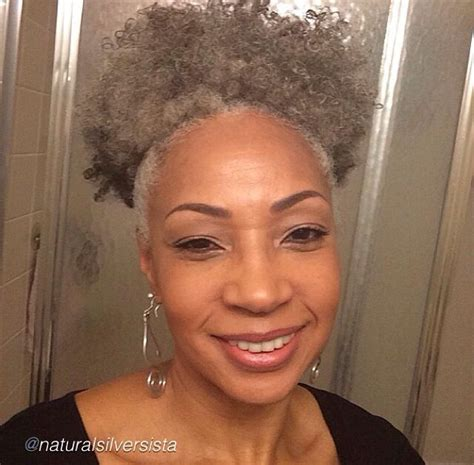 salt pepper african american natural hair images 161 best images about salt pepper naturals on pinterest