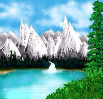bob ross painting valley view 248 best images about bob ross s paintings on