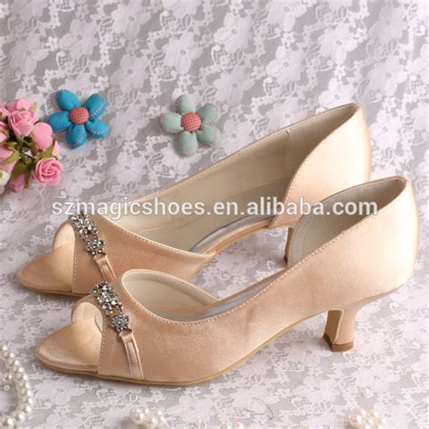 2 Inch Bridal Shoes by 2 Inch Blue Color Bridal Low Heel Shoes Buy 2inch