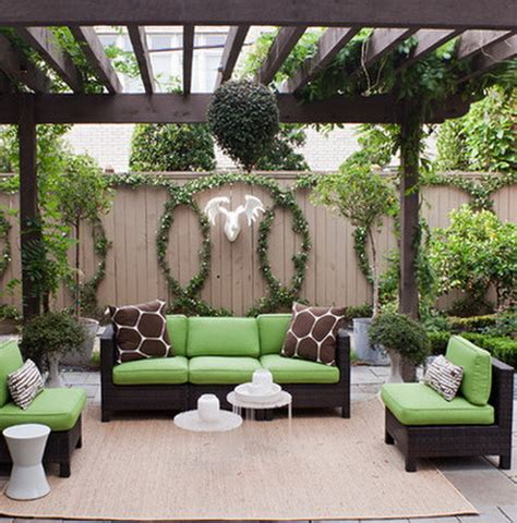 back patio furniture backyard patio furniture ideas marceladick