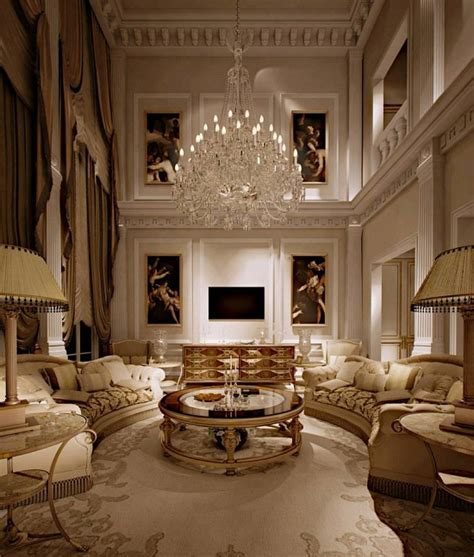Luxury Livingroom | 37 fascinating luxury living rooms designs