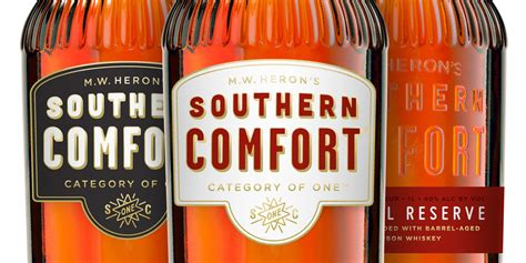 southern comfort designs design today southern comfort branding packaging