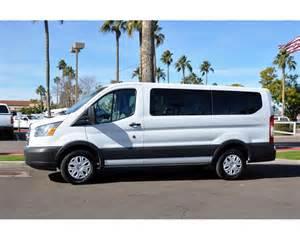 Ford Transit Vans 2016 Ford Transit 150 Passenger For Sale Mesa Az