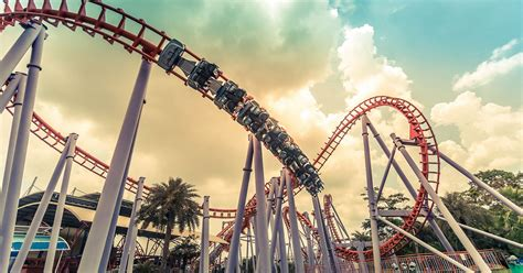 theme park attendance most popular theme parks by attendance worldatlas com