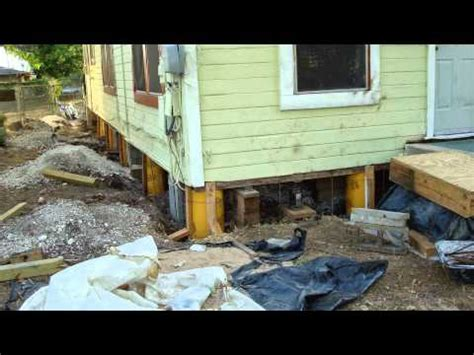 how to level a house lowest price on pier and beam house leveling foundation repair 512 636 9410