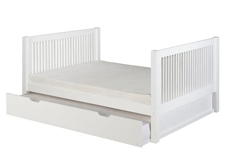 twin platform bed with trundle camaflexi full size tall platform bed with twin trundle