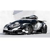 Jon Olsson Tries To Take His Lamborghini Murcielago Up A Mountain W