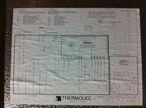 Thermolec Electric Boiler & Nest Thermostat setup