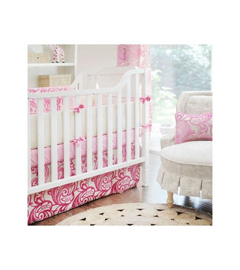 New Arrivals French Quarter 4 Piece Crib Bedding Set New Arrivals Crib Bedding
