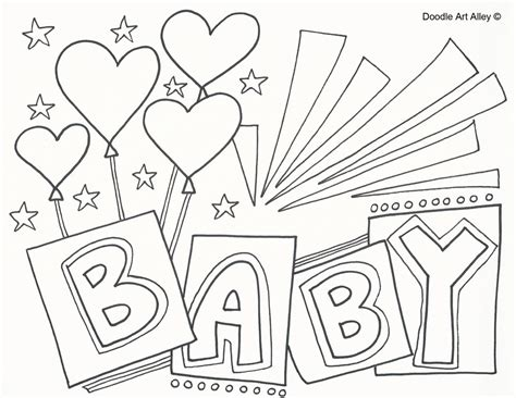 coloring pages new baby congratulations baby coloring page baby pictures