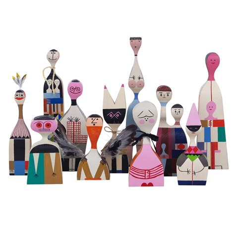 Wooden Dolls by Wooden Dolls By Vitra In The Shop