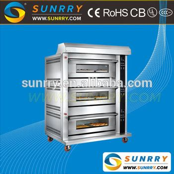 Luxurious Gas Food Oven luxurious separable gas deck oven with spray function