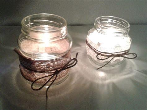 decorar tarros de cristal con puntillas decorar con tarros de cristal handbox craft lovers