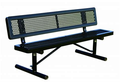 webcoat benches webcoat 6 ft elementary height regal park bench