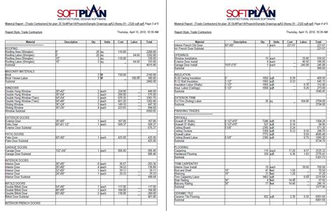 pro fit cabinet hardware inc softplan home design software softlist sle material