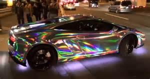 Holographic Lamborghini Holographic Lamborghini Pics