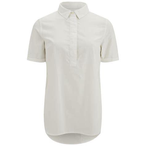 Nextday Sleeve levi s s sleeve popover shirt white
