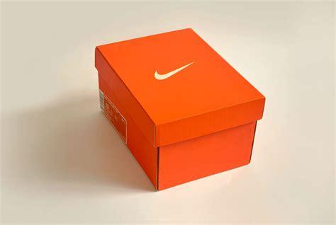 the shoe box nike free box a shoebox 1 3 the size of the original