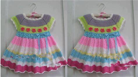 vestidos de tejido para nias imagenes bellos modelos de vestidos para ni 209 as tejidos a crochet n 186