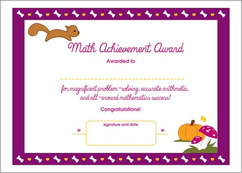 25 best ideas about spelling certificate of achievement for