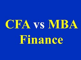 Mba Vs Cfa For Investment Banking by N 234 N Học Cfa Hay Mba Ftmsglobal Academy