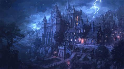 Fantasy Forest Castles WeSharePics