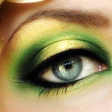 Eyeshadow Green green tones 7 fab makeup tricks for hazel