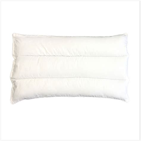 Best Pillows by Multi Purpose Slim Pillow The Sleep Expert Sleep