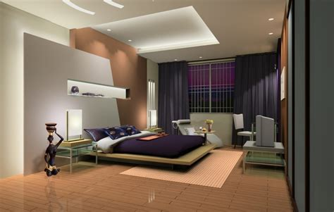New Look Of Modern Bedroom 3d Interior Modern Bedroom Bedroom 3d Design