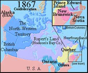 reasons for confederation 1860 1866 home