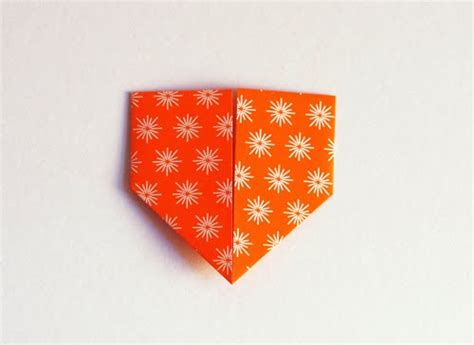 Origami Page Marker - origami shaped page marker