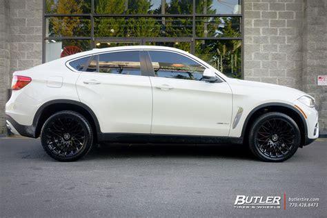 Bmw Custom Wheels by Bmw X6 Custom Wheels Lexani Css16 20x Et Tire Size