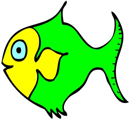 fish clipart 3d drawing ronjoewhite fish clip