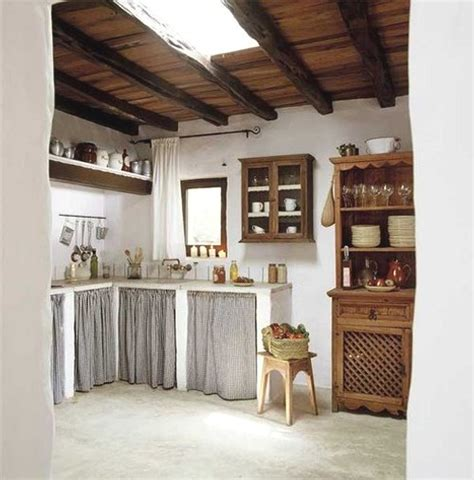 muebles de cocina con cortinas c 243 mo renovar muebles de cocina con rom 225 nticas cortinas