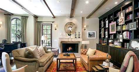 mix and match living room furniture a collection of mixed and matched furniture gives the living room a tour the house reese