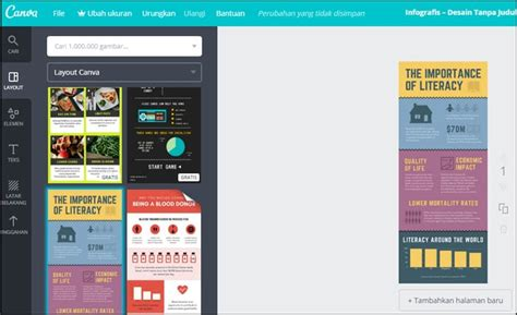 situs desain logo gratis 8 situs pembuat infografis gratis untuk membuat desain