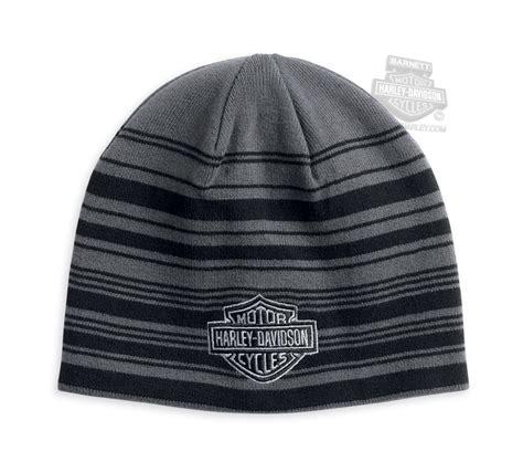 harley davidson knit hat 97616 15vm harley davidson 174 mens b s logo reversible