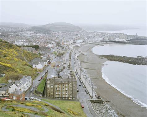pier aberystwyth aberystwyth royal pier a mid wales april 2013 the