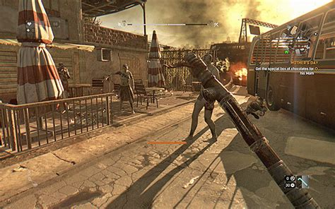 Dying Light S Day Roof 1 S Day Side Quests The Slums Dying Light