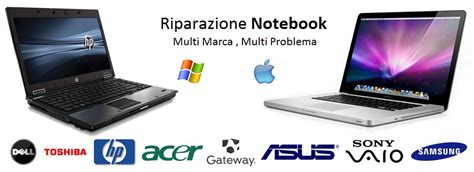 pc helpline acer asus dell hp sony samsung and toshiba zetec sostituzione e riparazione monitor notebook