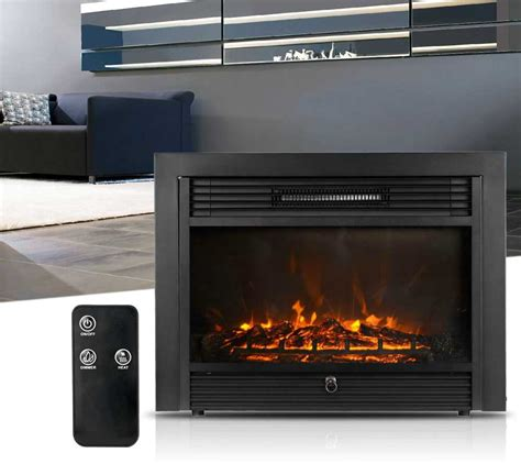 efficient electric fireplace heaters get the most efficient homgeek electric heater fireplace