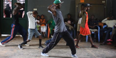 hip hop swing couple bring hip hop happiness to rwanda canberra citynews