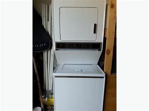 maytag se1000 stacked washer dryer electrical wiring free maytag stacked washer dryer for sale west edmonton