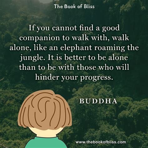 in this book you will find books if you cannot find a companion the book of bliss
