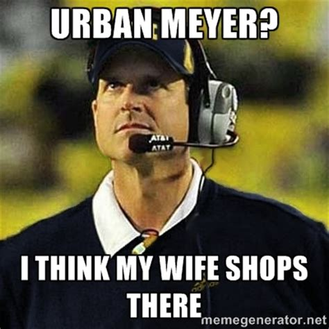 Michigan Football Memes - 18 hilarious big ten memes for your enjoyment