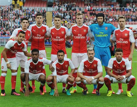 arsenal squad arsenal player ratings against manchester city sport