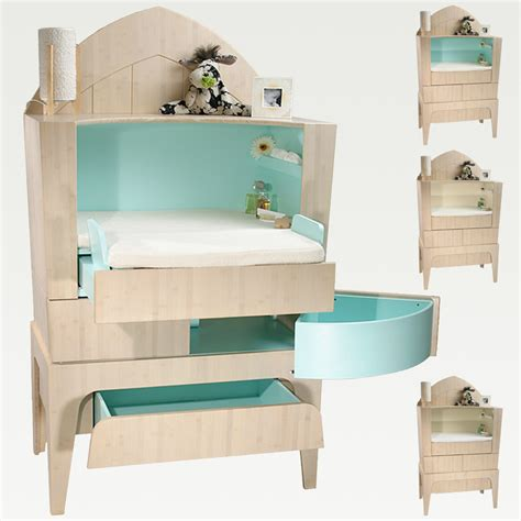 Eco Friendly Baby Furniture From Castor Chouca Kidsomania Eco Friendly Baby Crib